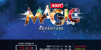 Exit Magic Adventure 2016