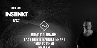Bono Goldbaum Lazy Bug Peter Portman