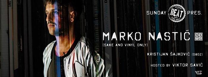 Marko Nastic Sunday Beat