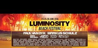 LUMINOSITY BEACH FESTIVAL