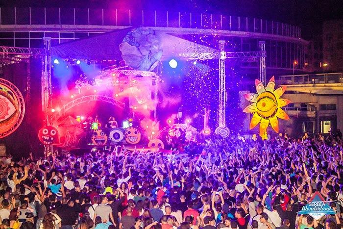 Serbia Wonderland Festival 2016 ulaznice