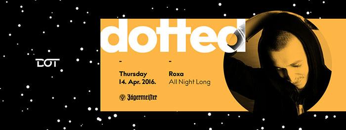 DOTted Thursday Roxa Dot
