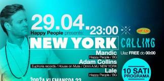 Happy People KPTM Adam Collins