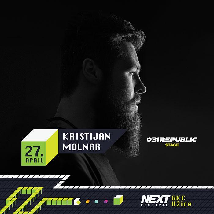 Kristijan Molnar 031 Republic NEXT festival
