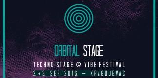 VIBE festival Orbital Stage