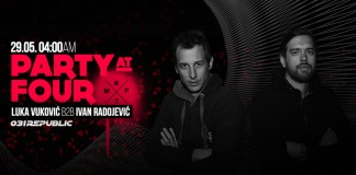 Luka Vuković b2b Ivan Radojević