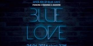 Blue Love Jagodina Depth Perception DJIX