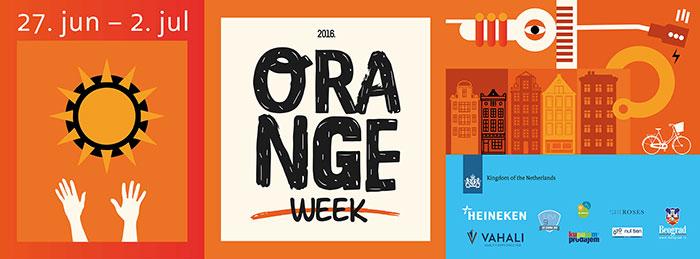 Orange Party Marco V Serbia Wonderland festival