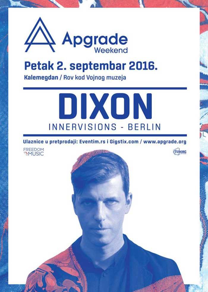Dixon Apgrade Kalemegdan Belgrade