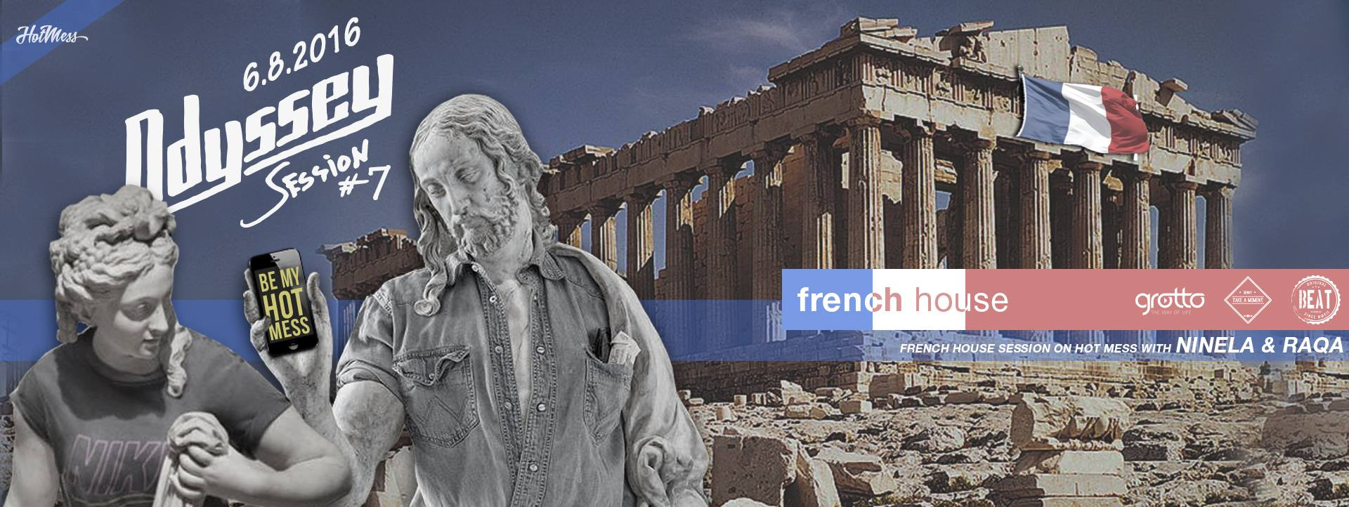 French House Odyssey