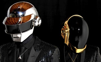 Daft Punk roboti maske