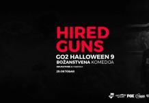 Hired Guns Go2 Halloween maskenbal Limb Stage