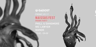 Naissus Fest Promo Party