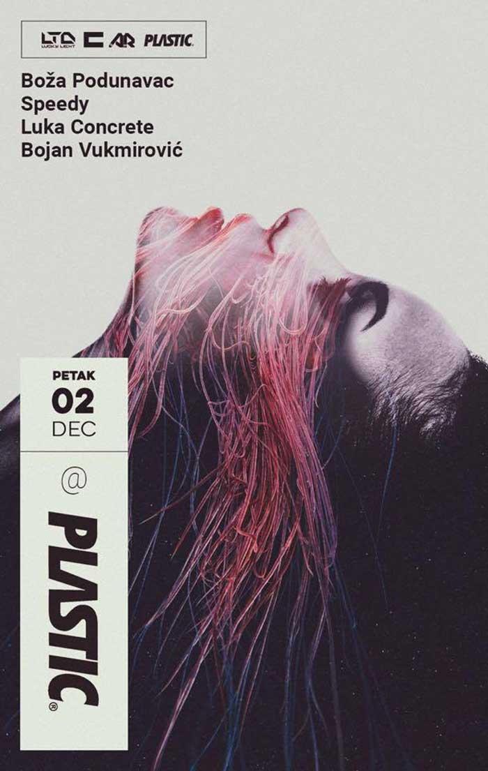 Boza Podunavac Concrete DJz Speedy Plastic