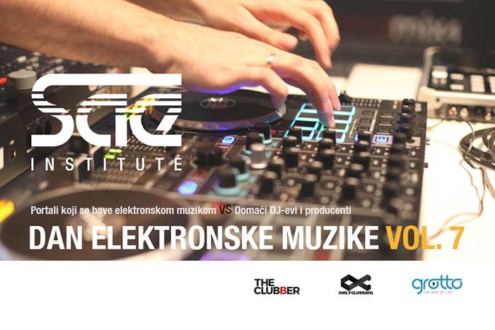 Dan elektronske muzike Sae Institut Grotto The Way Of Life The Clubber Onlyclubbing