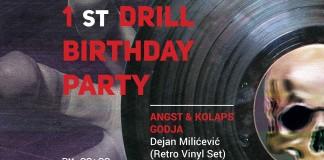 Drill Dejan Milicevic Plastic