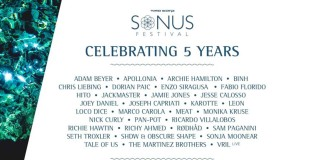 Sonus festival 2017 line up