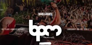 BPM festival 2017 Meksiko