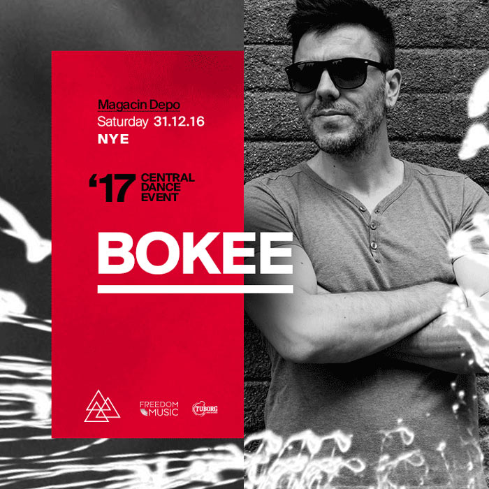 Bokee Central Dance Event 2017 Guy J Guy Mantzur Khen Peter Portman Marko Milosavljevic