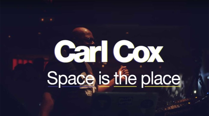 Carl Cox Space Is The Place dokumentarac