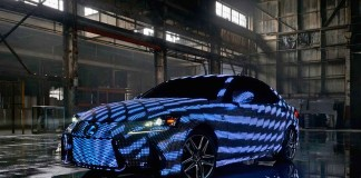 Lexus LIT IS rave auto