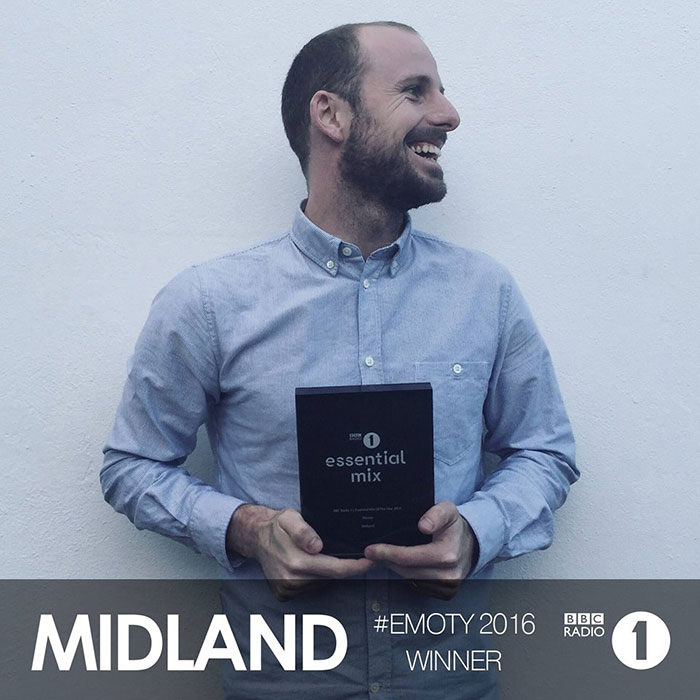 Midland Essential Mix 2016 BBC Radio 1