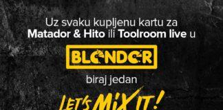Blender promocija