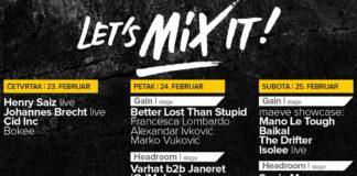 Lets Mix It festival Skladiste Blender