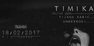 Timika Tijana Kabic UnderBok Pik Sombor