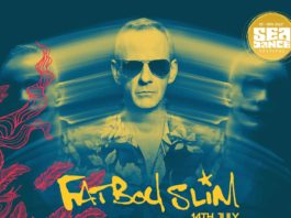 Fatboy Slim Sea Dance festival