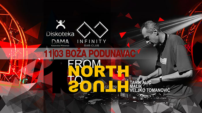 From North to South Boža Podunavac INFINITY Crna dama