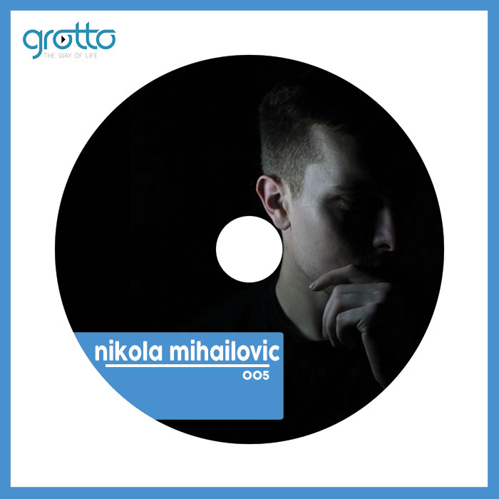 Grotto Podcast 2017 Nikola Mihailovic