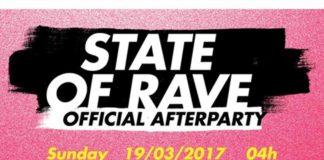 STATE of RAVE After Party Belgrade Afterhours Mark Panic Popi Divine Vanyano Adam Atomski Ben Akiba