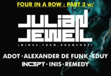 Julian Jeweil Elek3k Project New Sound Club Vegas Tuzla