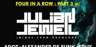 Julian Jeweil Elek3k Project New Sound Club Vegas Tuzla