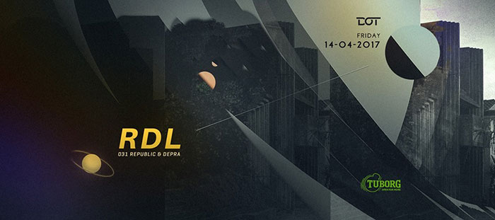 RDL 031 Republic Depra All Night Long Dot