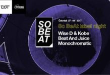So BeAt label Wise D & Kobe Monochromatic Beat & Juice Dot