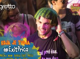 EXIT festival Grotto The Way Of Life EXIt prica