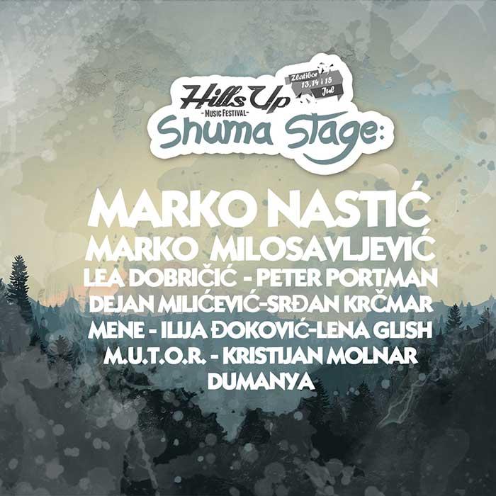 HillsUP festival 2017 Shuma Stage Zlatibor