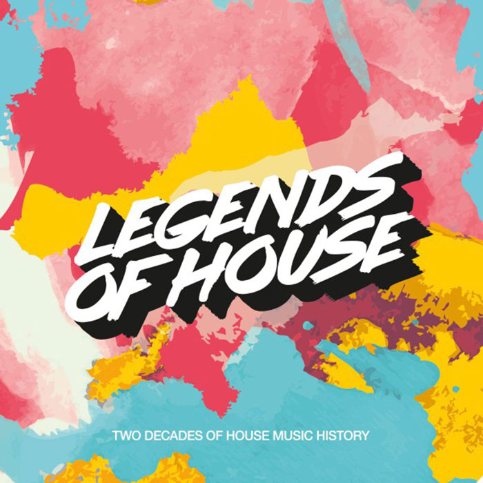 Milk & Sugar Recordings Legends of House