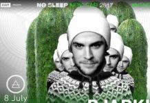 No Sleep Novi Sad Bjarki EXIT festival
