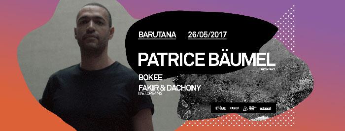 Patrice Bäumel Bokee Fakir Dachnony Wet Dreams Blender Barutana