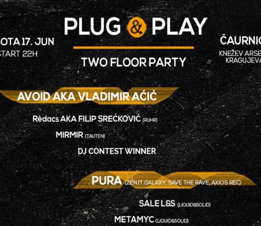 Plug & Play Šumadija Fest Garage Reunion RUHR Knežev Arsenal Čaurnica