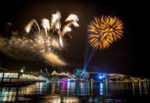 Sea Star festival Umag vatromet