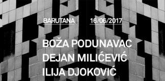 Boza Podunavac Dejan Milicevic Ilija Djokovic Barutana