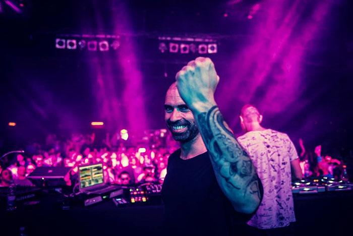 Chris Liebing WELOVESOUND festival Zagreb review