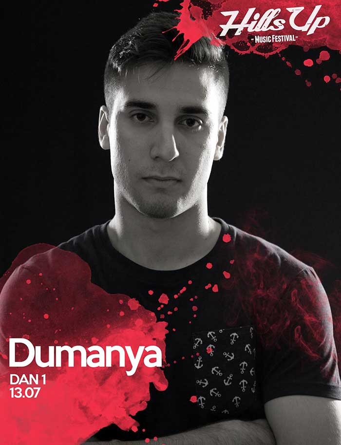 Dumanya HillsUp festival 2017 Shuma stage