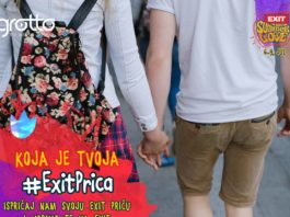 EXIT festival Grotto nagradna igra