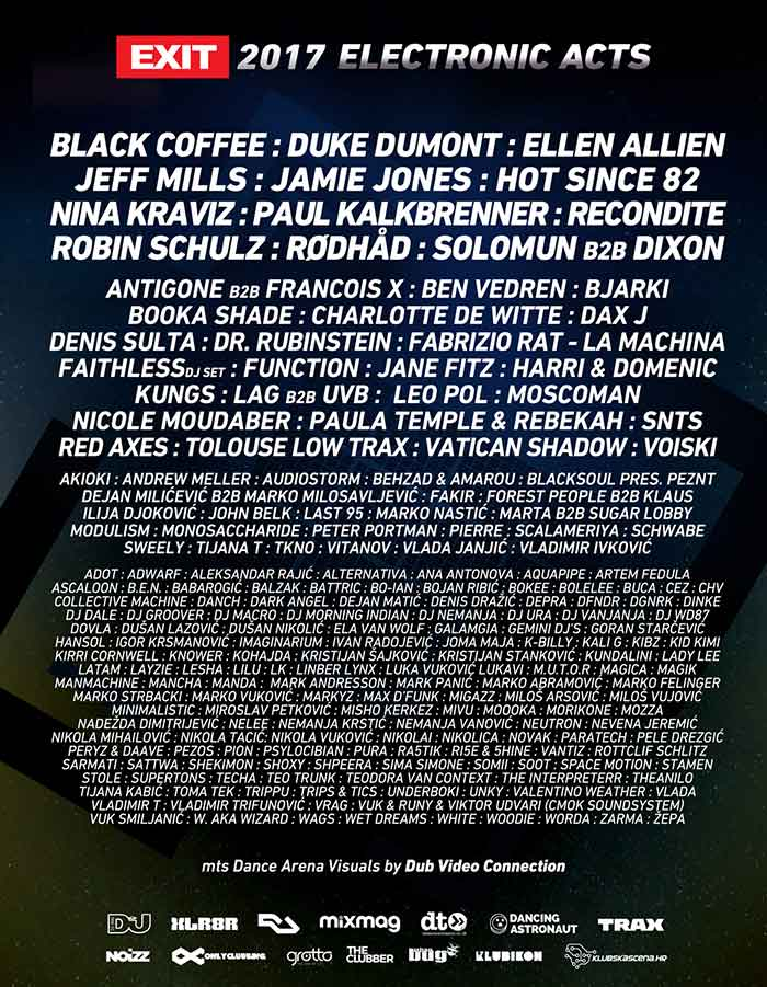EXIT 2017 Electronic acts