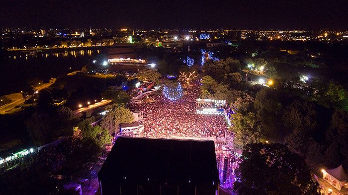EXIT Leto ljubavi No Sleep Festival The Killers